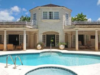 Beautiful 5 bedroom villa, overlooking the fourth fairway of The Old Nine Golf Course at Sandy Lane - Sandy Lane vacation rentals
