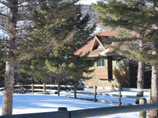 Yellowstone Mountain Cottage - Gardiner vacation rentals