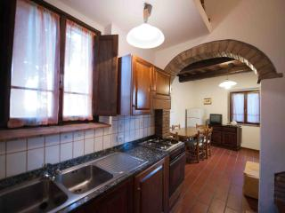 2 bed room Florence Tuscany apartment with swimming Pool 124 - TFR58 - Montaione vacation rentals