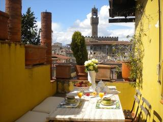 Florence Roof Top Apartment city center - TFR95 - Donnini vacation rentals