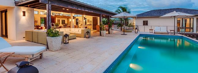 AVAILABLE CHRISTMAS & NEW YEARS: Anguilla Villa 116 Sits On A Slight Landscaped Rise Overlooking The Caribbean Sea And The Mountains Of St. Maarten Beyond. - Little Harbour vacation rentals