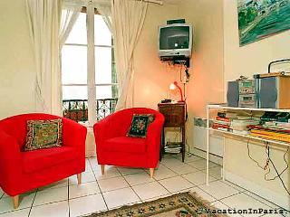 Eiffel Tower 1 Bedroom Hideaway in Paris - Ile-de-France (Paris Region) vacation rentals