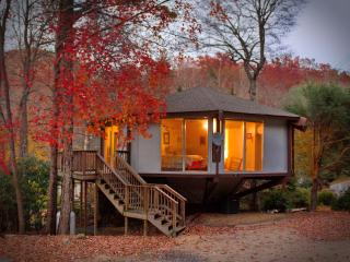 Tree House Cottage - Perfect Mountain Retreat! - Burnsville vacation rentals