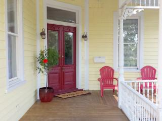 Hip Historic Downtown 3 BR House - Wrightsville Beach vacation rentals