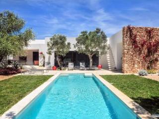 Outstanding Contemporary Villa Portmany with Pool, Extensive Gardens & Sea Views - Sant Antoni de Portmany vacation rentals