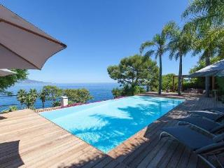 Ultra-Modern Waterfront Villa Lola with Pool, Terrace, Garden & Private Chef - Roquebrune-Cap-Martin vacation rentals