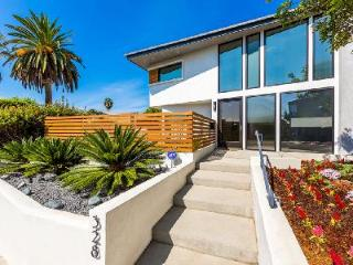 Just Steps Away from The Beach! Ultra-Modern Villa Bird Rock Luxury with Terrace - La Jolla vacation rentals