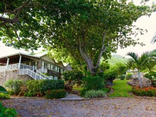Historic Sea View Plantation with House & Cottage - Saint Kitts and Nevis vacation rentals