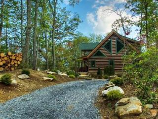 Woodhaven | Hot Tub | Fireplace | 3BR Luxurious and Secluded Mountain Retreat - Hendersonville vacation rentals