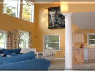 Large, Luxurious Great Lakes Beach Front House - Caseville MI - Port Austin vacation rentals