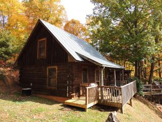 Spectacular Mountain Views - The Abbott Cabin - Bryson City vacation rentals