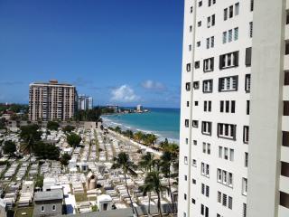 Renovated beach front condo in sunny Isla Verde - Puerto Rico vacation rentals