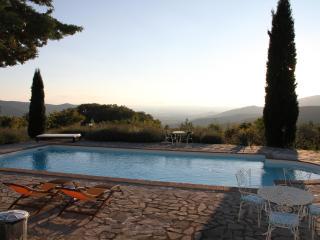 Villa Bellavista, Tuscany 180 sqm - Castiglion Fiorentino vacation rentals