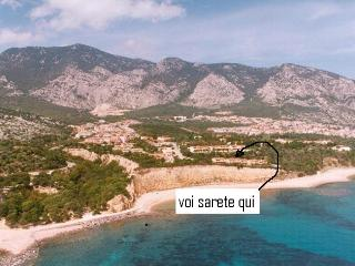 on the beach - Cala Gonone vacation rentals