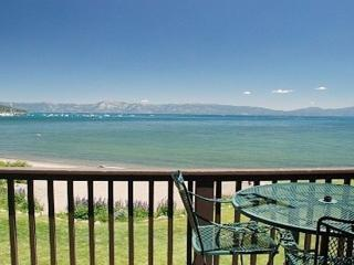 Beach Front Condo Walking Distance to All Shops - North Tahoe vacation rentals