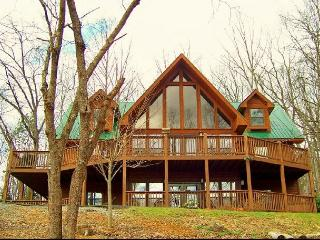 Fall in love with this exquisite, well maintained log cabin. - Gatlinburg vacation rentals