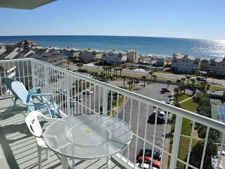 Open May dates $137/nt ends 5/20! Tristan Towers 2 bd - beautiful Gulf views! - Pensacola Beach vacation rentals