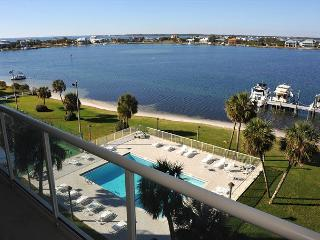 Open Aug 5-8! Sabine Yacht & Racquet Club- Boat Slips Available - Pensacola Beach vacation rentals