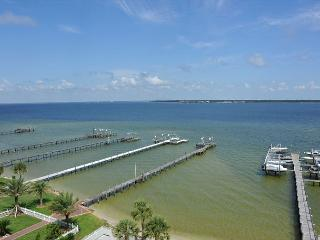 New in Rental Program!! Beautifully-decorated 5th floor Tristan Towers 3 bdr - Pensacola Beach vacation rentals