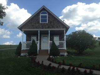 Romantic Stone Cottage by a pond in Amish Country - Dundee vacation rentals