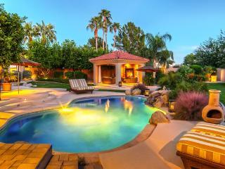 4 BDRM/5 Bath Luxury Estate-Pool/Spa/Putt/Location - Scottsdale vacation rentals