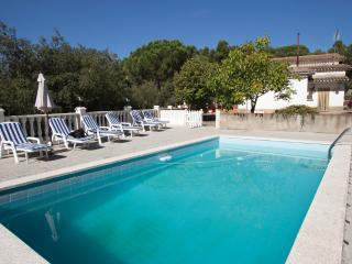 Vacarisses Grande for 18 people with a private pool, 40 minutes from Barcelona and the beach - Vacarisses vacation rentals