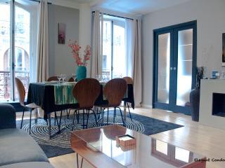 Elegant Condorcet - Paris vacation rentals
