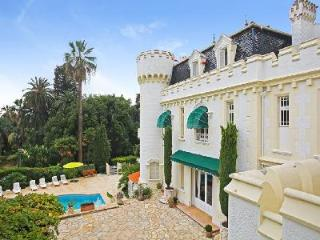 Stunning Castle-like Villa Noailles in Central Location with Pool & Terrace - Cannes vacation rentals