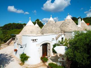 Trullo Orange Home Holiday - Locorotondo vacation rentals