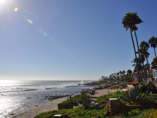 Beautiful Beachfront Villa w/ Hot Tub on Deck!!! - Puerto Nuevo vacation rentals