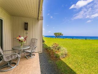Pali Ke Kua 132: Affordable 1br, great view, easy beach access - Princeville vacation rentals