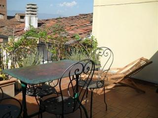 classy and cozy over Lucca's roofs - Lucca vacation rentals