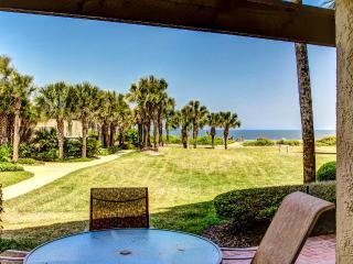 Stunning ground floor 3 bedroom ocean front condo - Amelia Island vacation rentals
