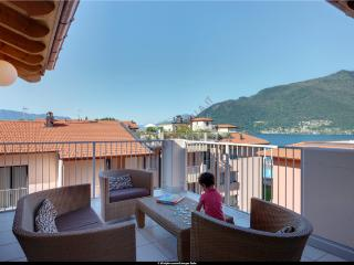 3 bedroom penthouse apartment with pool (BFY13415) - Lake Maggiore vacation rentals