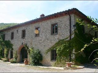5 bedroom villa in Tuscany (BFY13583) - Gaiole in Chianti vacation rentals