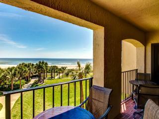 Fabulous beachfront three bedroom three bath condo - Amelia Island vacation rentals