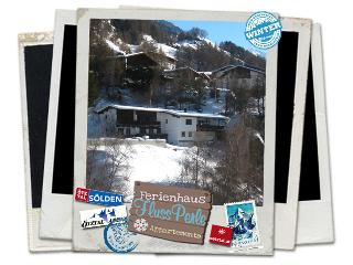 Ski Cabin Flussperle Solden - apartment for 6-10 - Solden vacation rentals