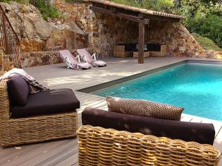 Hillside Villa with Stunning View of the Bay - Cannes vacation rentals