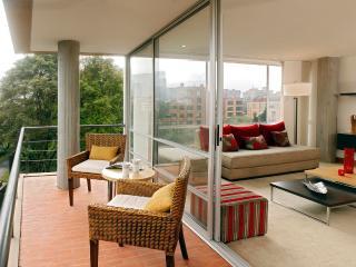 Airy 2 Bedroom Apartment in Santa Barbara - Bogota vacation rentals