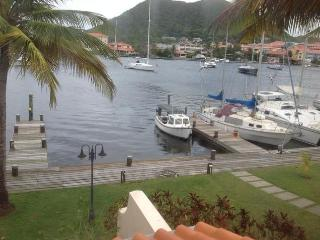 Luxury Condominium on Marina with Private Dock - Gros Islet vacation rentals