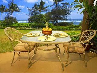 Kaha Lani Resort #121-OCEANFRONT, King Bed! - Kapaa vacation rentals