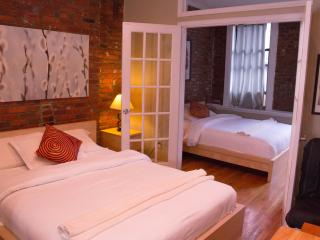 $179/night SPECIAL Downtown Suite w Rooftop - New York City vacation rentals