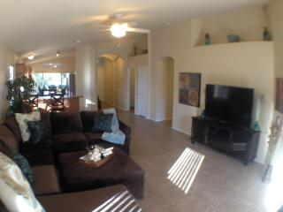 Clean, Newly Furnished, 3 B/R Home w/ Heated Pool - Mesa vacation rentals