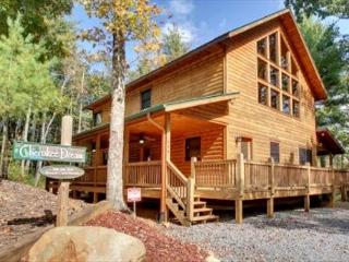 BEAUTIFUL NEW 3 BEDROOM CABIN LOCATED IN NORTH GEORGIA MOUNTAINS - McCaysville vacation rentals
