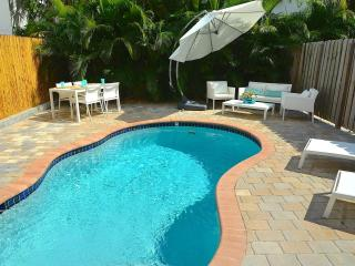 5 STAR NEW 4BR/4BA HEATED POOL HOME 2 BLK TO BCH! - Lauderdale Lakes vacation rentals