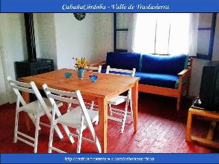 Cabaña duplex equip p/5-Lovely Mountain Cottage - Los Hornillos vacation rentals