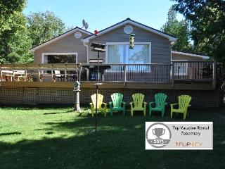 Dorcas Bay 3 Bedroom Waterfront Cottage - Tobermory vacation rentals