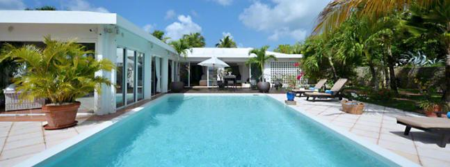 SPECIAL OFFER: St. Martin Villa 61 Surrounded By Lush Tropical Gardens, Offers A Secluded Hideaway For Nature Lovers. - Baie Rouge vacation rentals