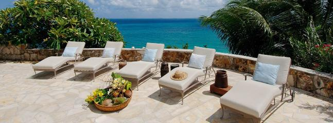 Villa Le Caprice SPECIAL OFFER: St. Martin Villa 396 Located On Top Of A Hill Approximately 150 Feet Above Sea Level With Breath - Baie Rouge vacation rentals