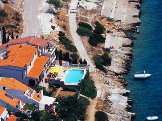 Villa Marija- pool and the best view on  Adriatic - Seget Vranjica vacation rentals